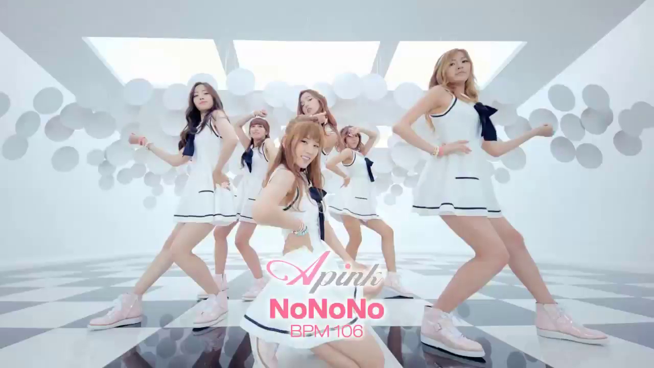 A Pink - No No No [Pump It Up Prime Teaser Preview]