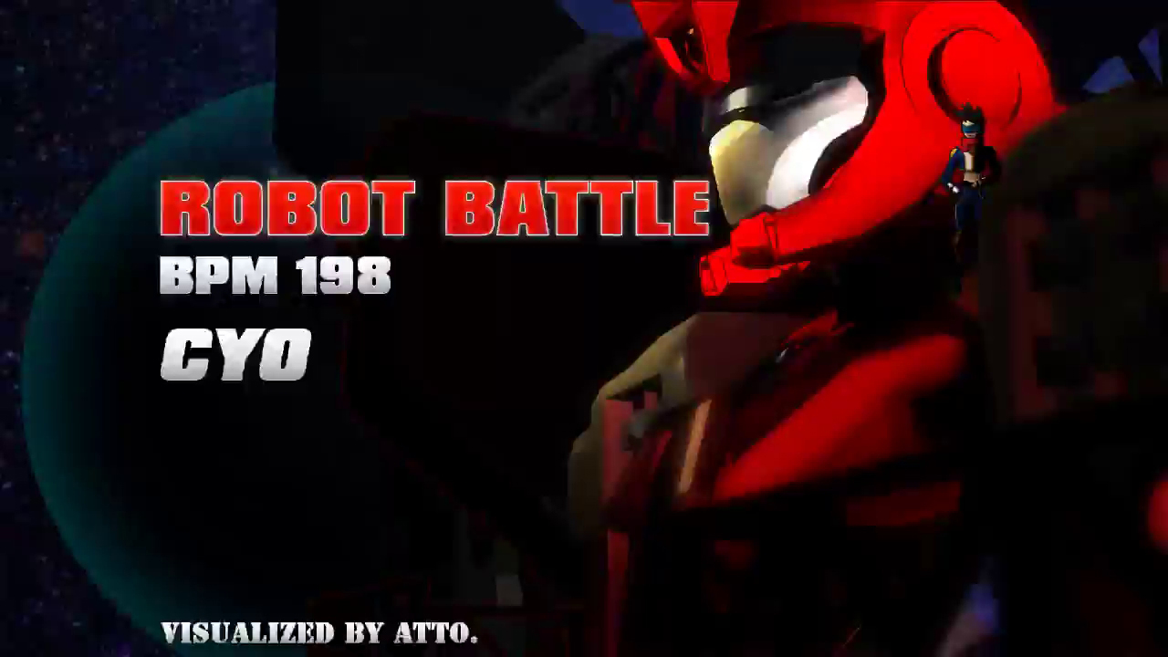 CYO - Robot Battle [Pump It Up Prime Teaser Preview]