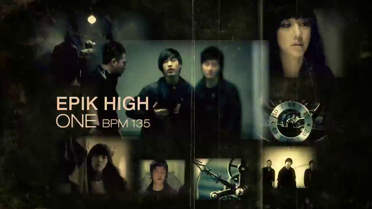 Epik High - One [Pump It Up Prime Teaser Preview]