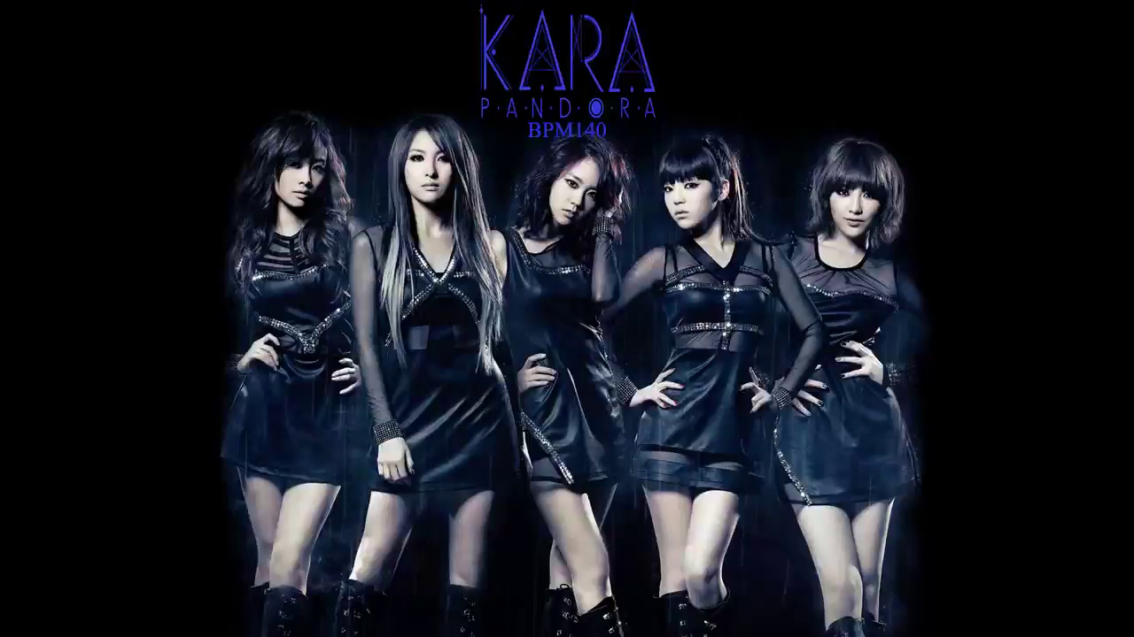 KARA - Pandora [Pump It Up Prime Teaser Preview]