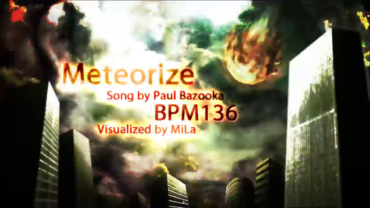 Paul Bazooka - Meteorize [Pump It Up Prime Teaser Preview]