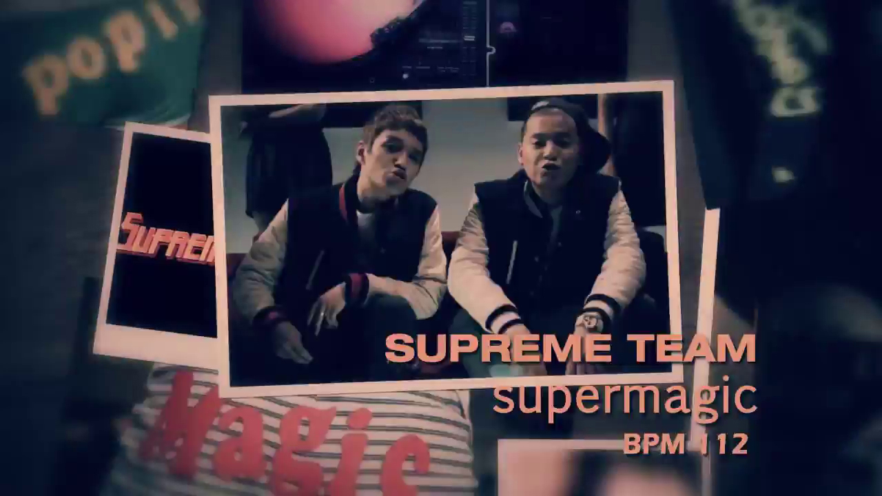 Supreme Team - Supermagic [Pump It Up Prime Teaser Preview]