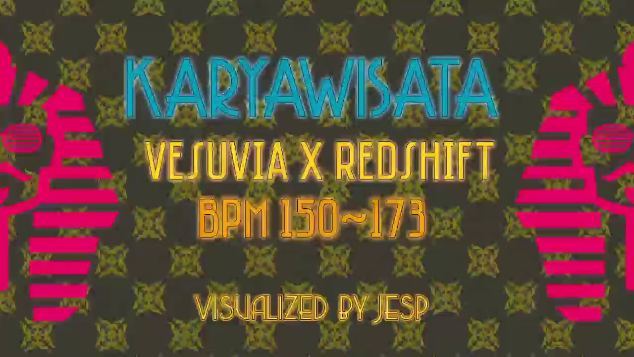 Vesuvia x Redshift - Karyawisata [Pump It Up Prime Teaser Preview]